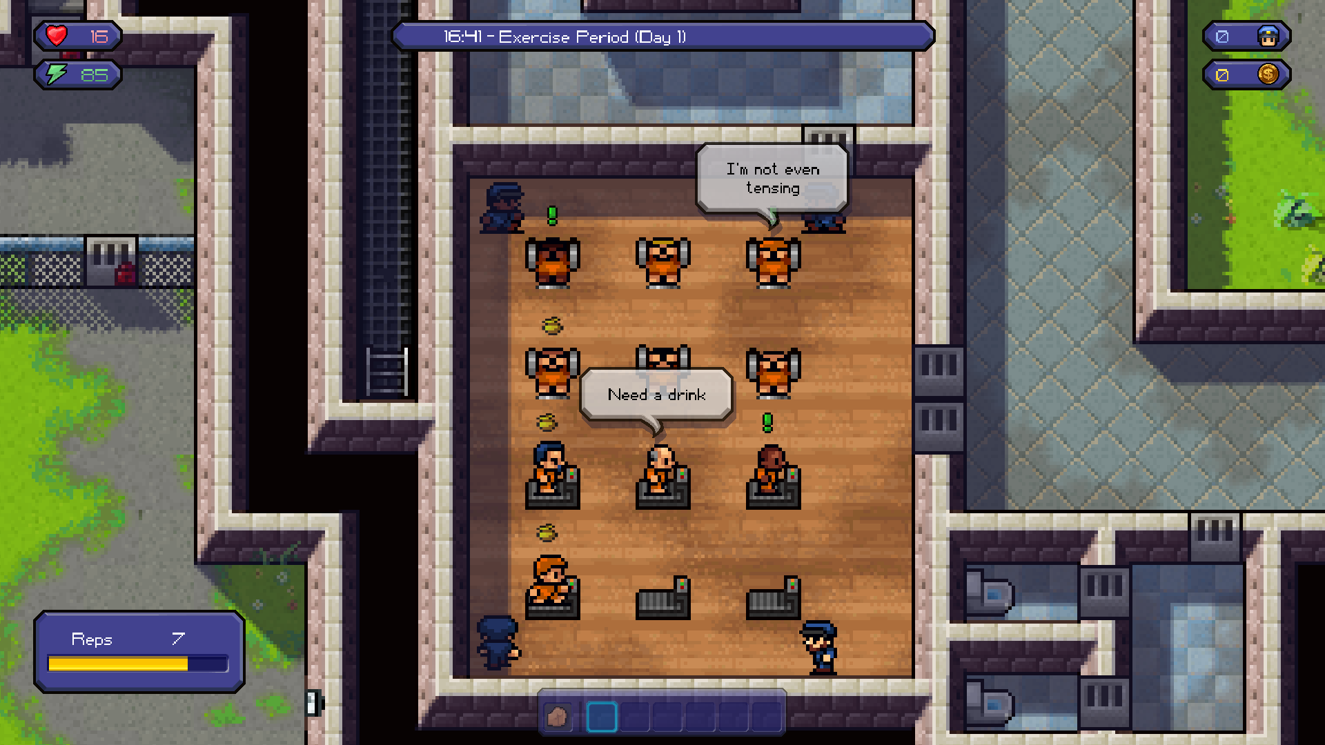 how to get the escapists for free on pc