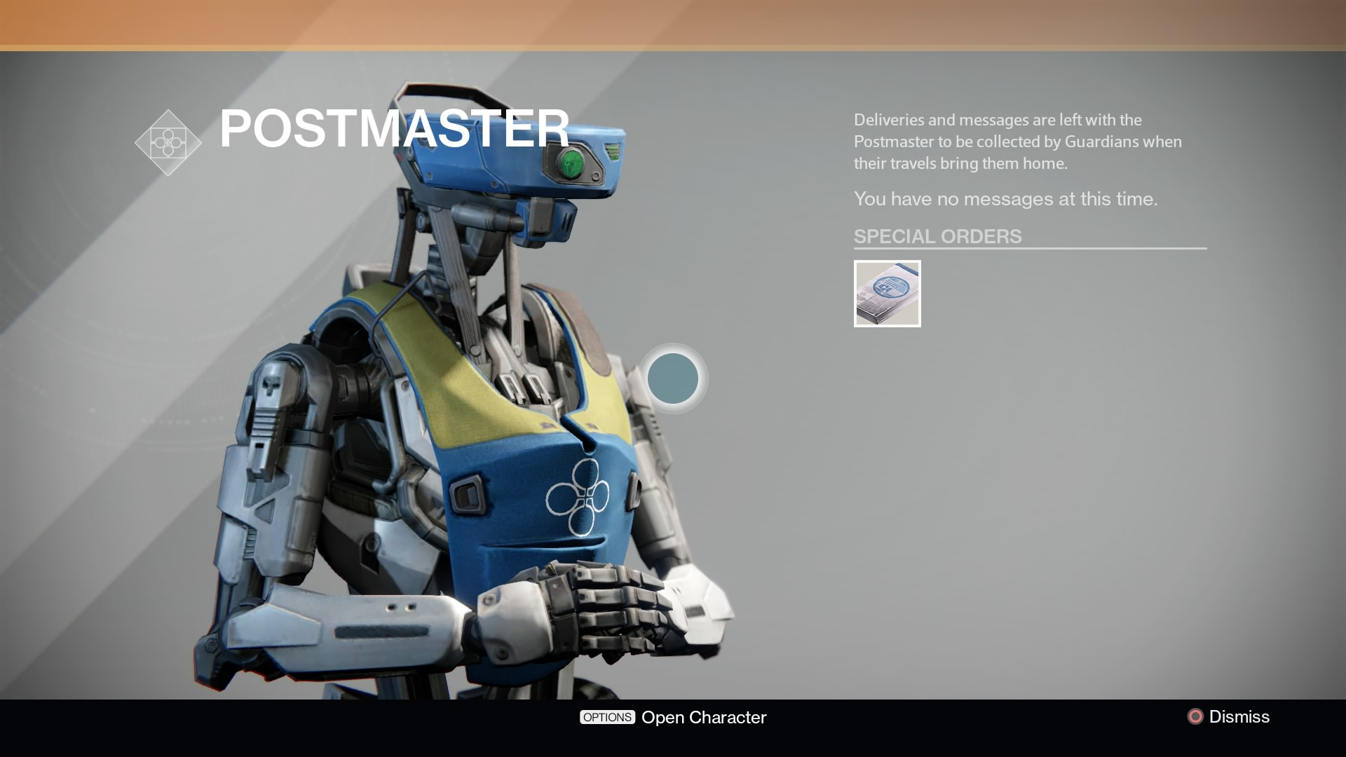Destiny Legendary holiday gift now available | VG247