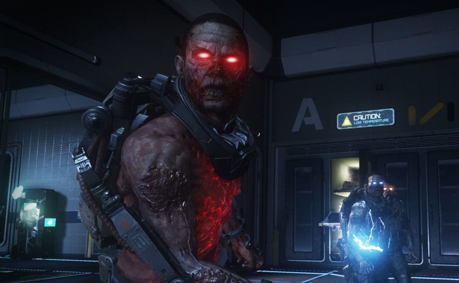 Call Of Duty Advanced Warfare S Exo Zombies Reanimate A Familiar Format Vg247