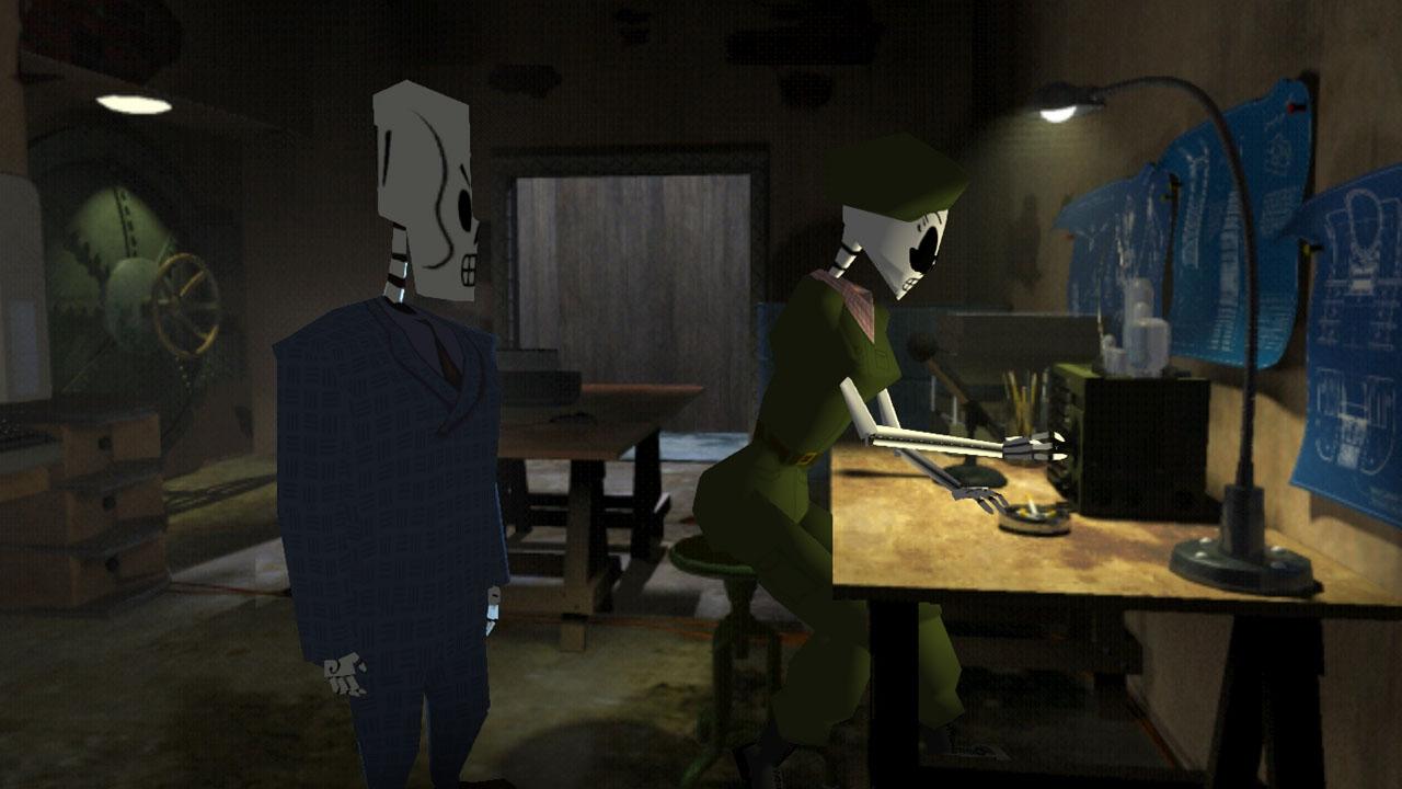 Grim Fandango Remastered Jogos para Mac