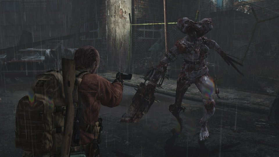 Capcom Adds Local Co Op To Resident Evil Revelations 2 On Pc Vg247