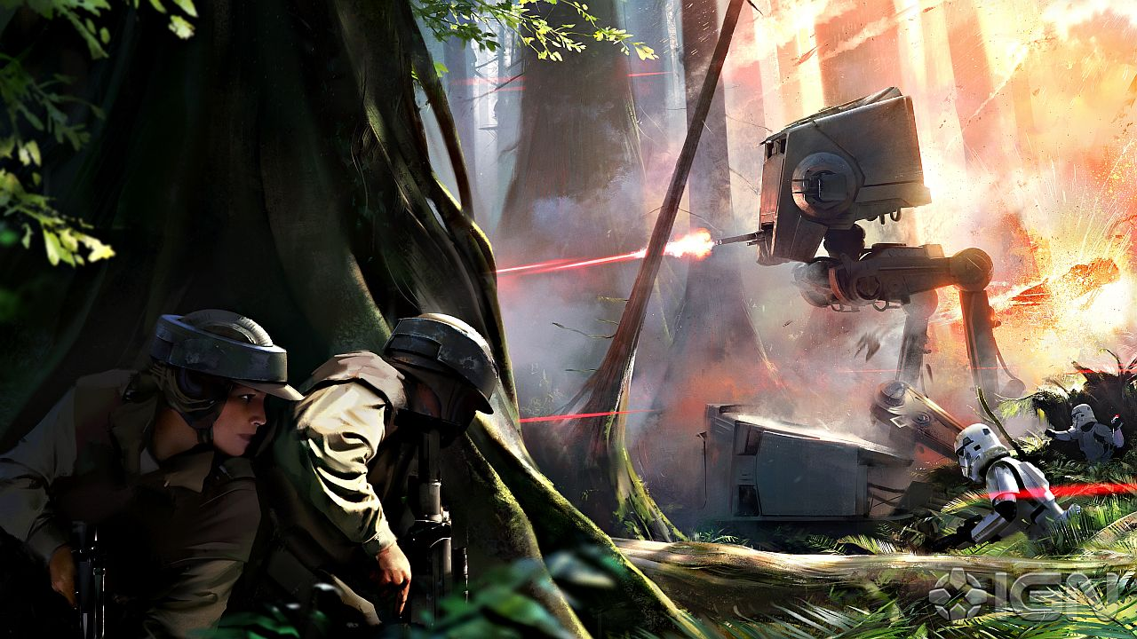 Star Wars Battlefront Playable First on Xbox One, Exec Claims