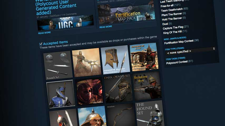 Make money from your non-Valve mods with Steam Workshop - VG247