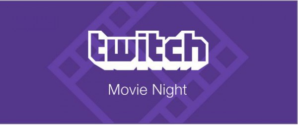 twitch movie night