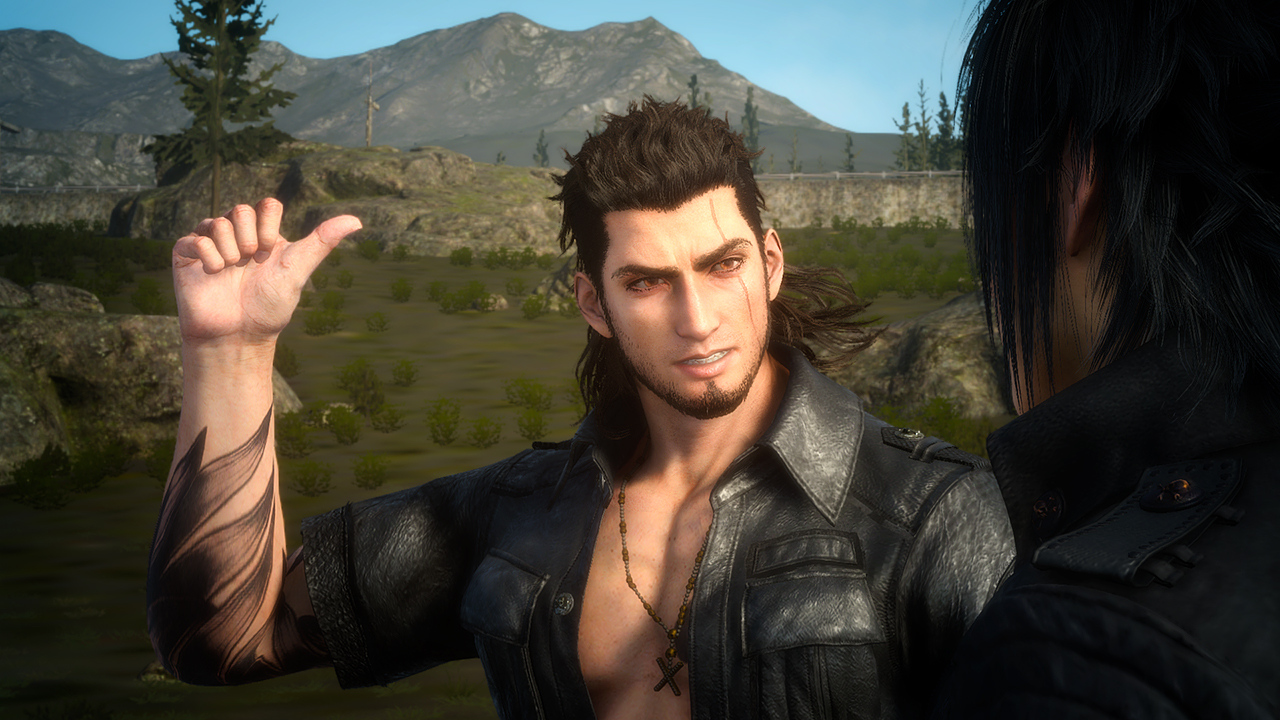 FFXV Director Worried About Nude Mods