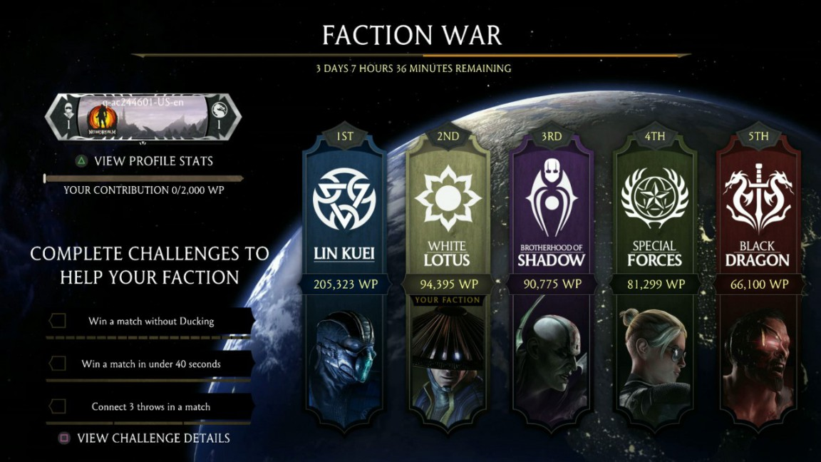 MKX_Faction War