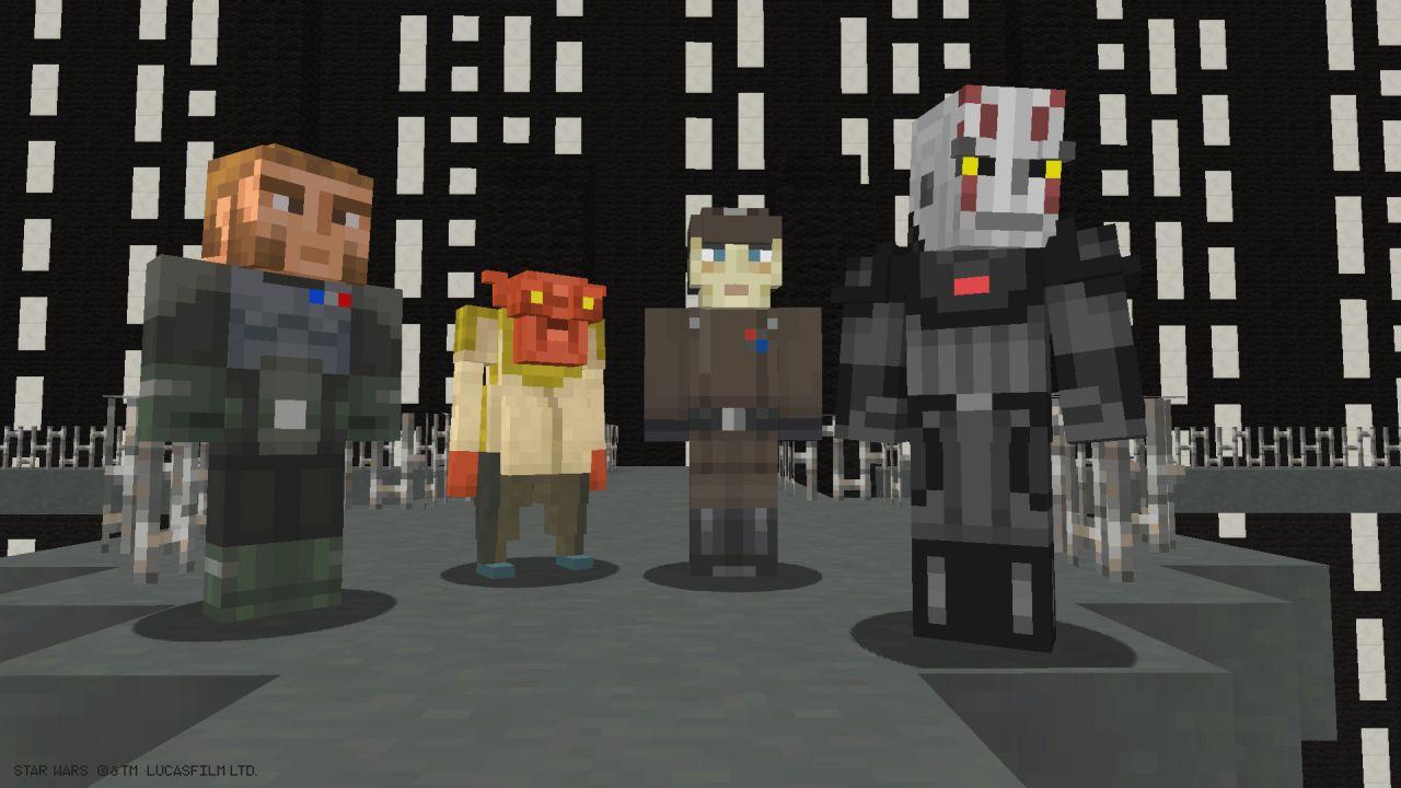 Star Wars Rebels Skin Pack Released For Minecraft Xbox Xbox One - Skin para minecraft q