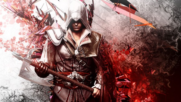 Assassin's Creed is getting turned into an anime series