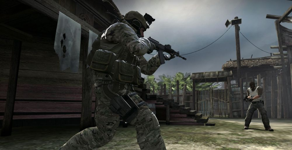 Counter-Strike: Global Offensive steam keys generator