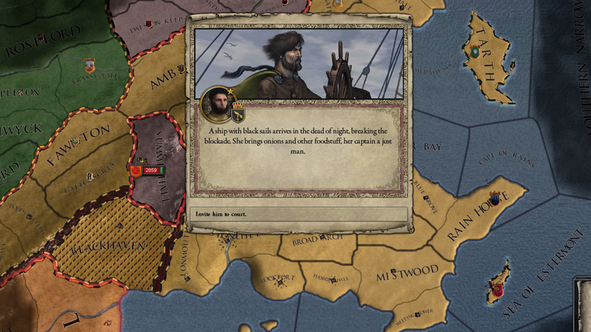 Crusader Kings 2: A Game of Thrones mod hits version 1 0 - VG247