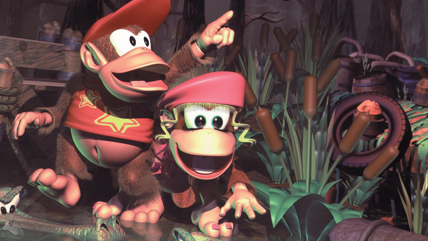 donkey_kong_country_2_diddy_kongs_quest