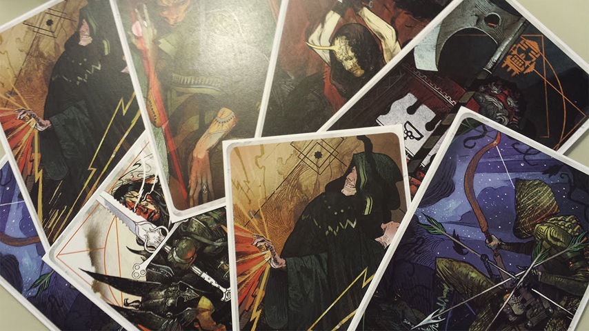 How and why Dragon Age: Inquisition character tarot cards change - VG247