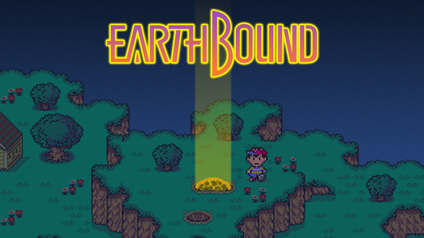 3DS Virtual Console gets SNES classics - Earthbound Donkey