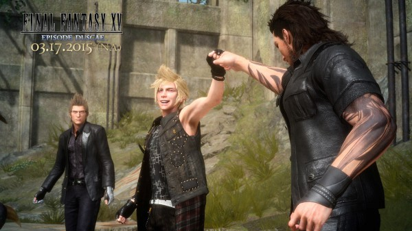 final fantasy 15 demo hq screens 8