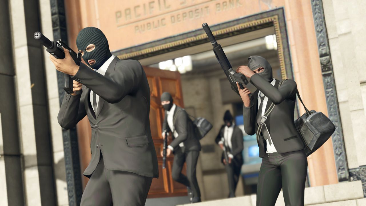 gta online how to start a heist