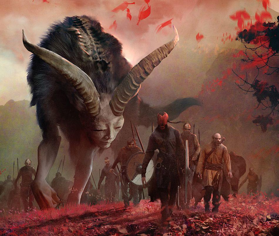 Art Director For Heavenly Sword Returns To Work On Hellblade Vg247