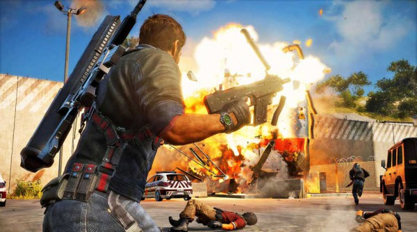 Play Just Cause 3 for free on Xbox One this weekend