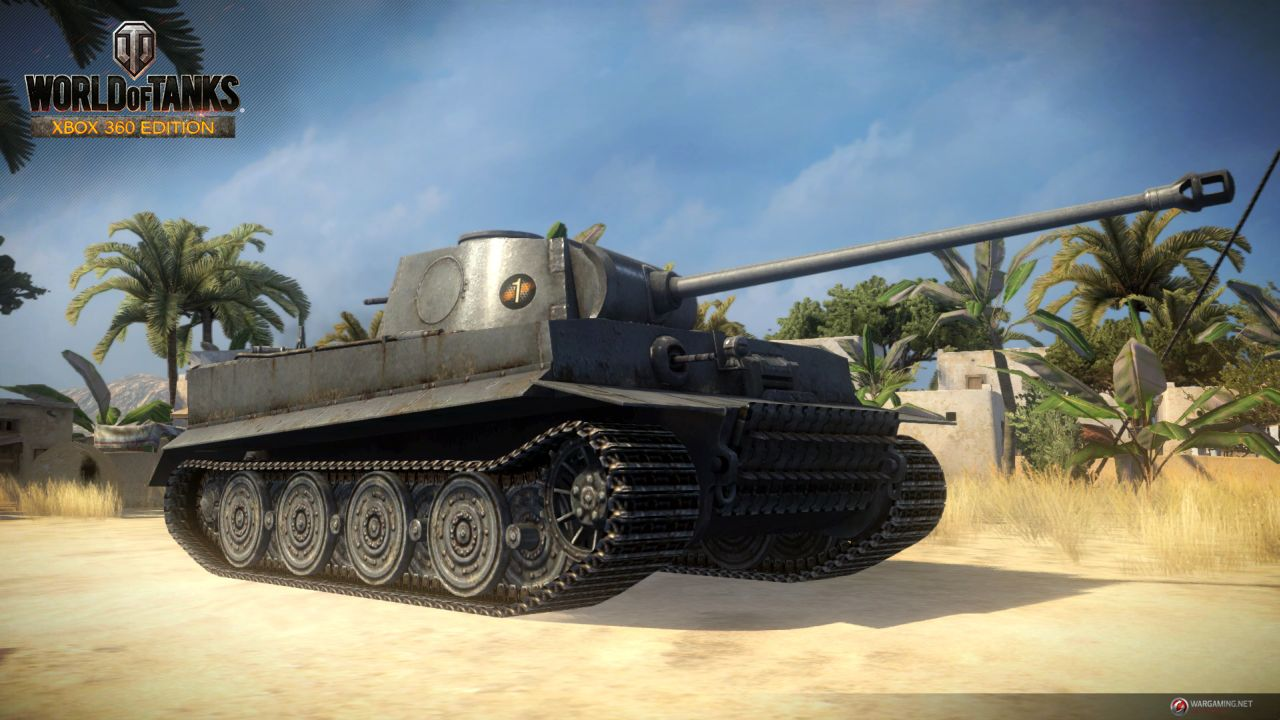 World of Tanks Xbox 360 hits 5 4M downloads, celebrates one year