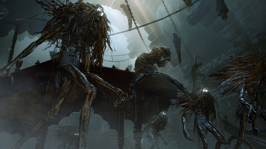 Bloodborne Easy Methods To Beat The Witch Of Hemwick