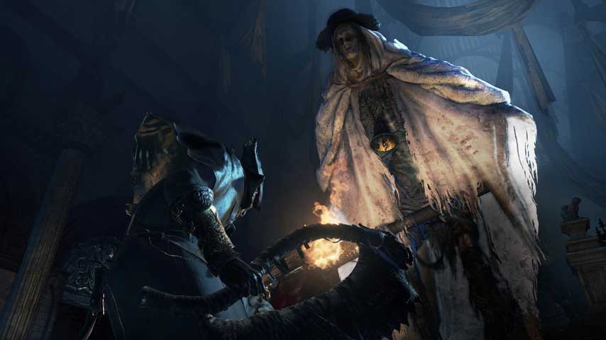 Bloodborne Cathedral Ward Closed Door Mystery Solved Vg247