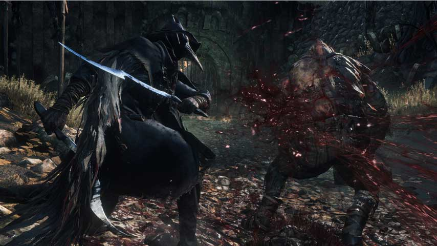 bloodborne best starting class and how to create your character vg247