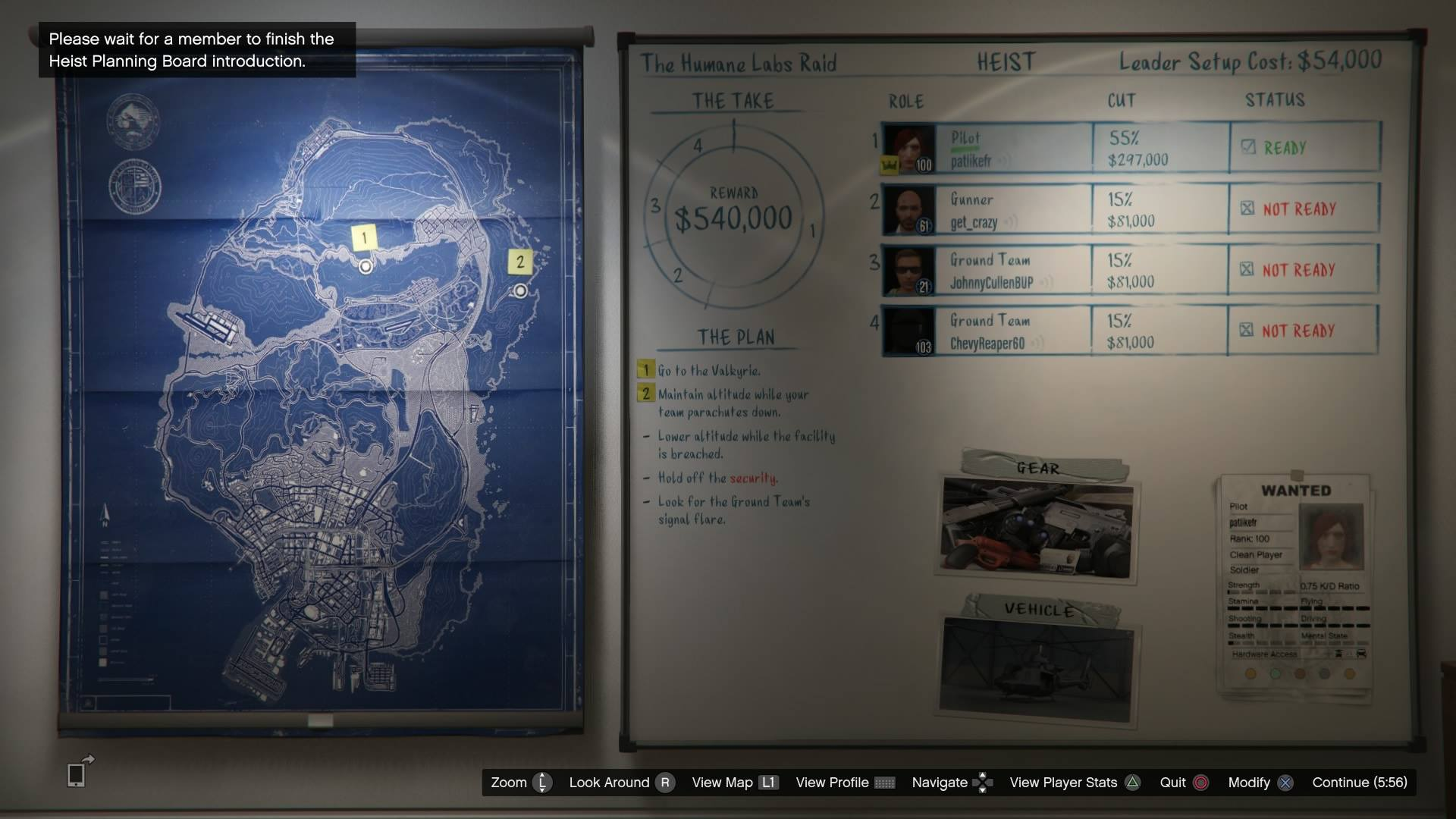 GTA 5 Online Heists guide: The Humane Labs Raid - Page 4 of 6 - VG247