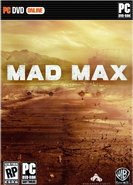 box art mad max