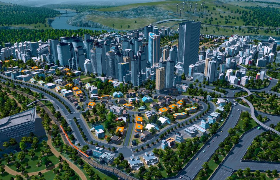 Cities Skylines Is Being Adapted Into A Tabletop Game And You Ll Be Able To Play It This October