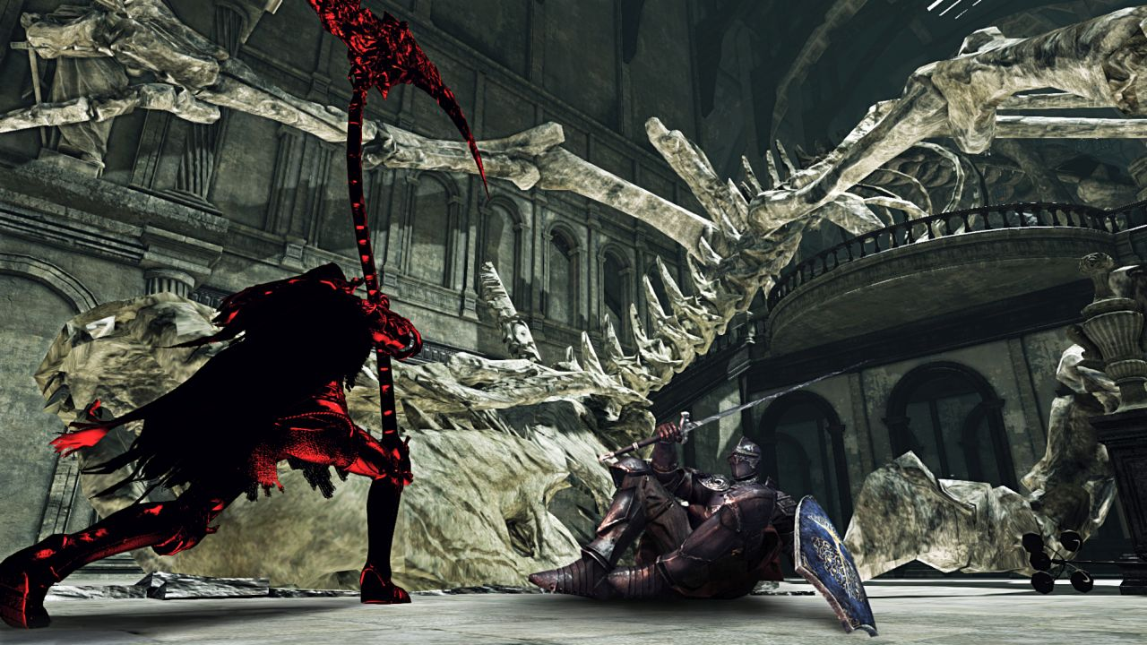Shadow Dark Souls 2 Dark Souls 2 Scholar of The