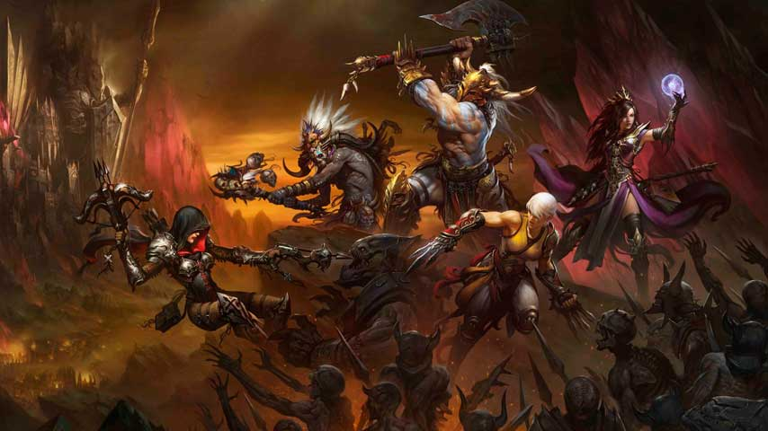 New Diablo 3 patch adds a new zone, new difficulty levels