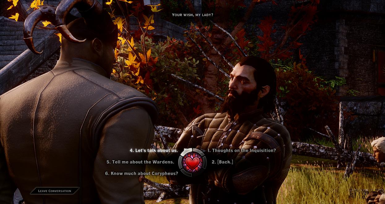 Dragon Age: Inquisition mod enables male Blackwall romance