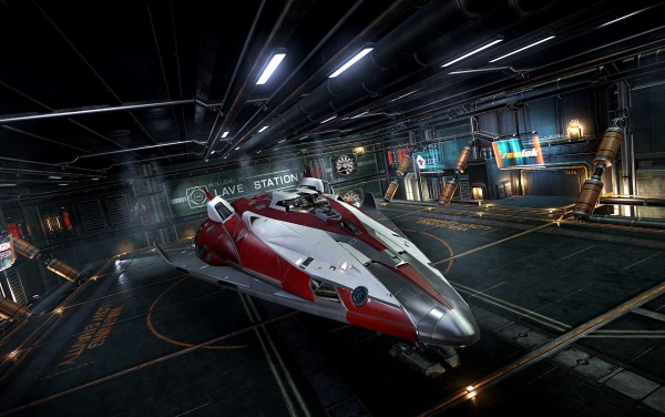 Oculus Rift support for Elite: Dangerous confirmed - VG247