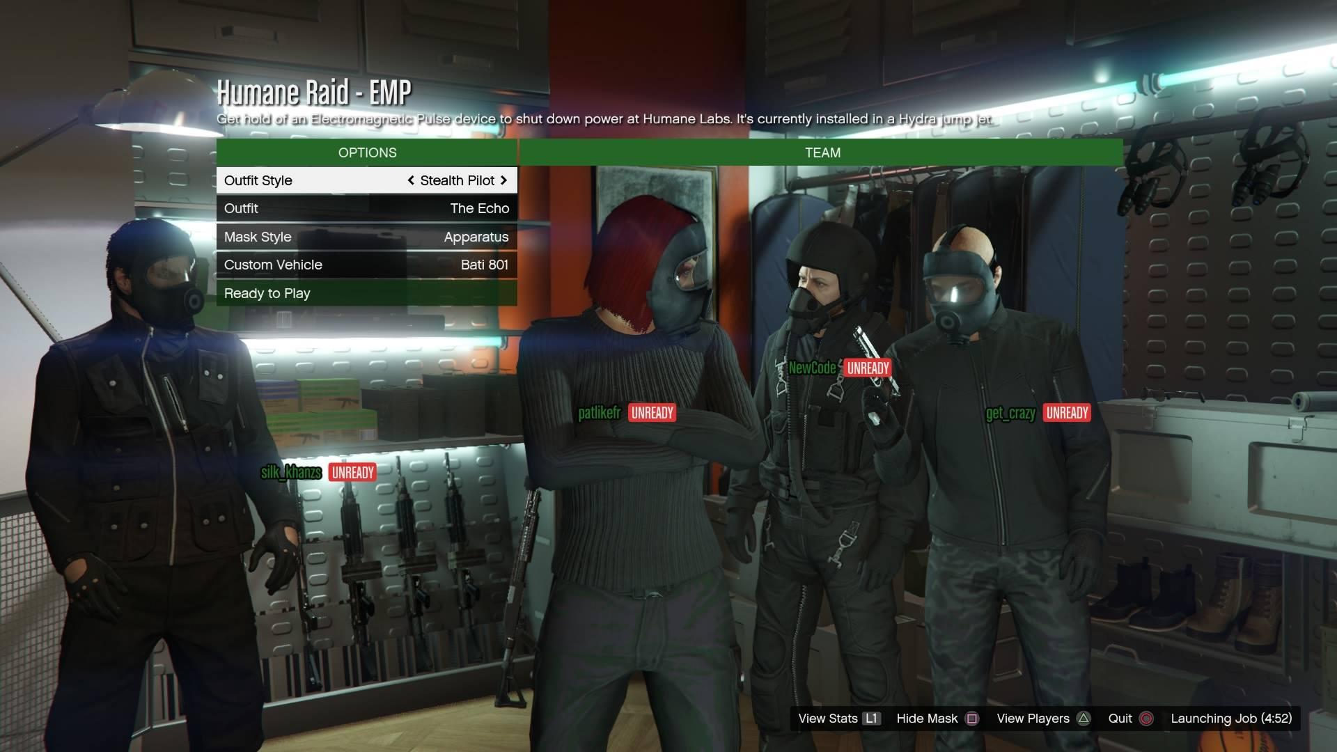 GTA 5 Online Heists guide: The Humane Labs Raid - VG247