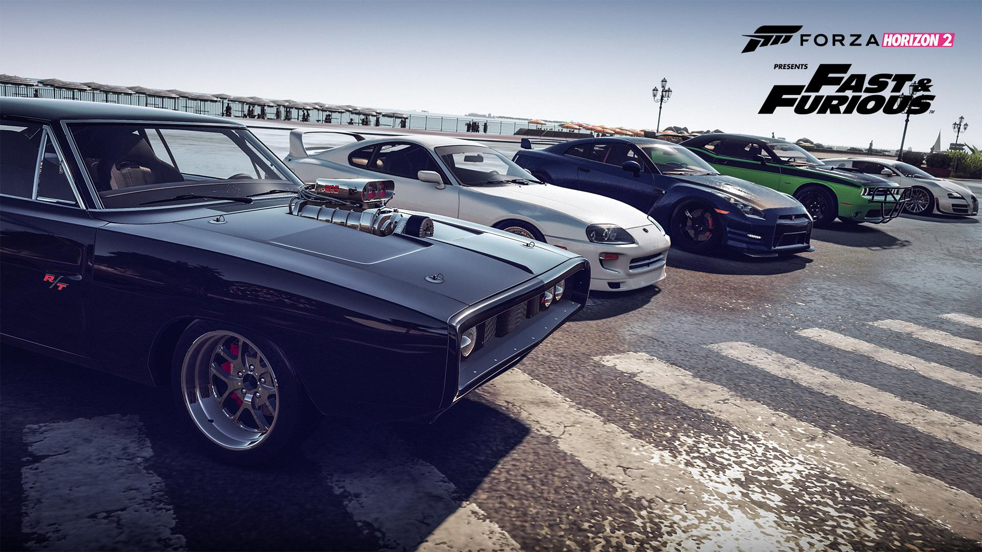 Fast & Furious expansion for Forza Horizon 2 is now available, for