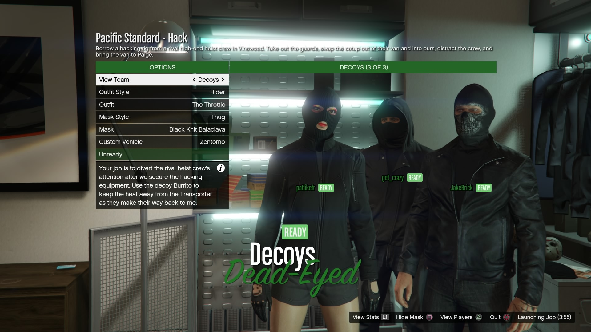 GTA 5 Online Heists guide: The Pacific Standard Job - Page 3 of 6