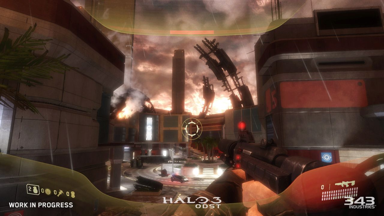 Halo 3: ODST, Relic Map content seems to be progressing well