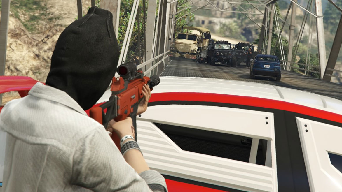 GTA 5 Online Heists guide: The Pacific Standard Job | VG247