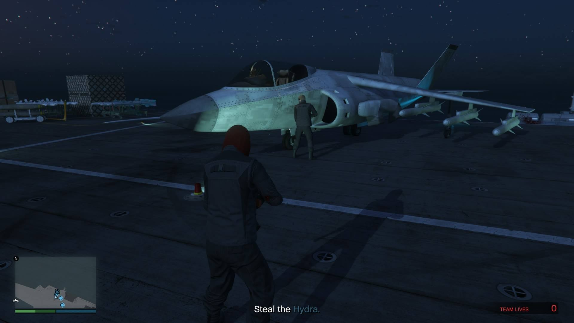 Gta 5 Online Heists Guide How To Get The Hydra And The Valkyrie Vg247