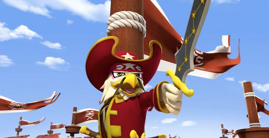Kaio King Of Pirates From Mega Man Creator Keiji Inafune Cancelled Vg247