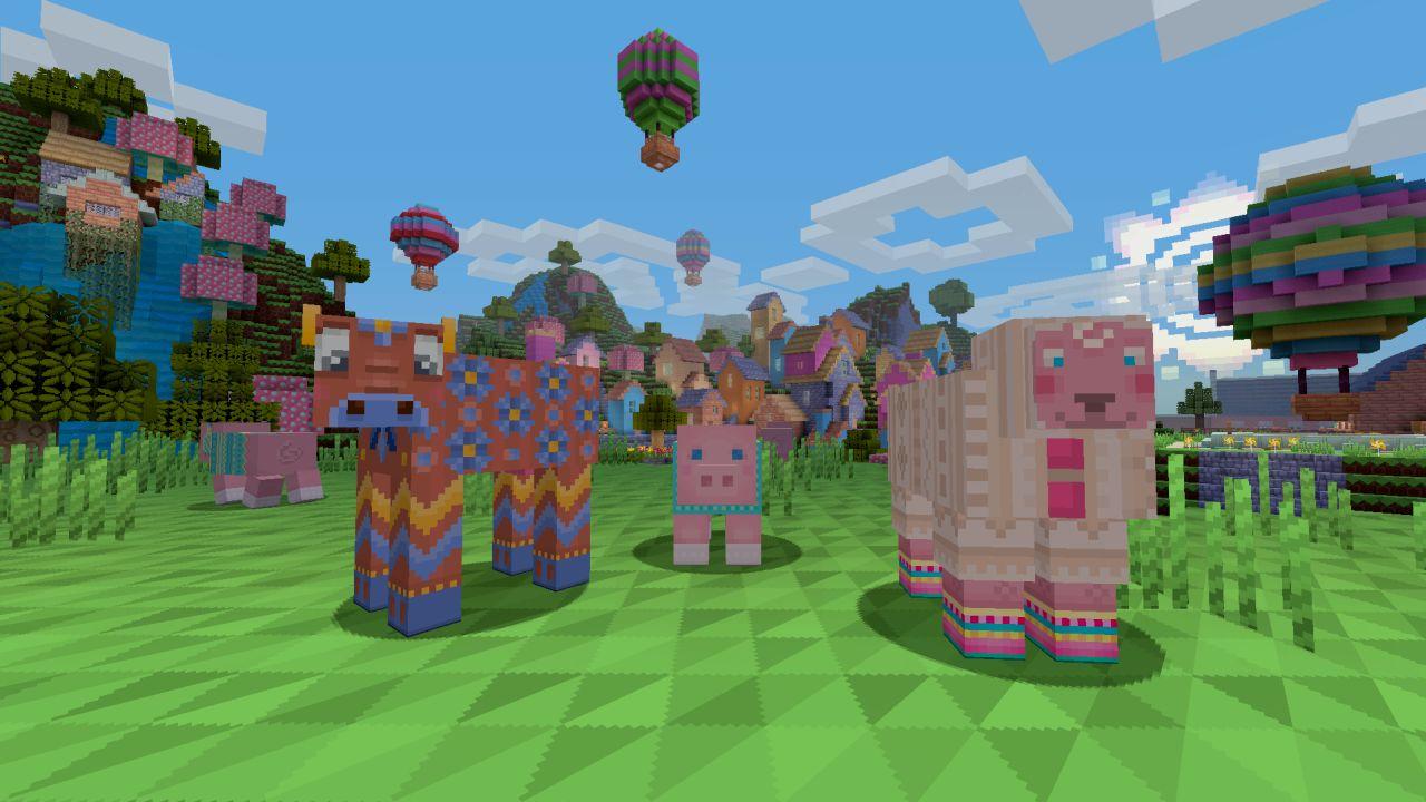 Minecraft_pattern_texture_pack