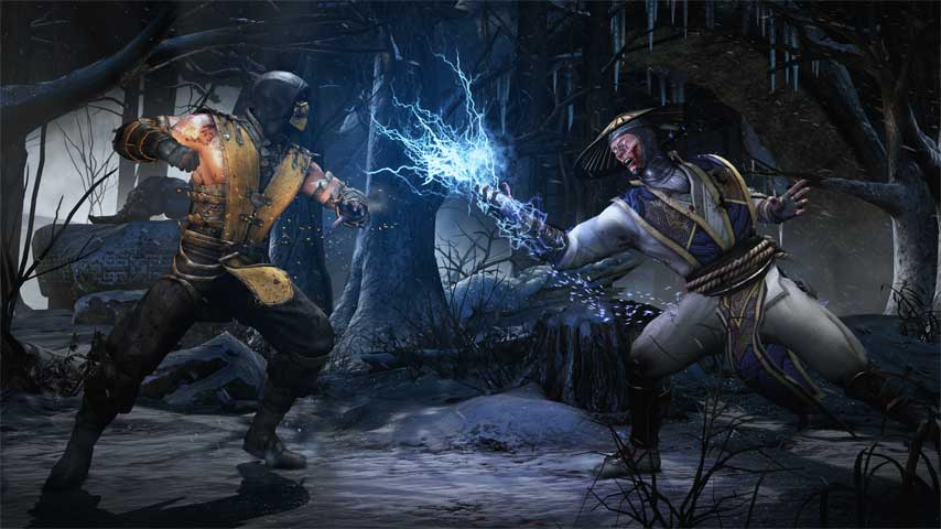 Game Pc Kast : Smoke stryker and more spotted in latest mortal kombat x kast vg247