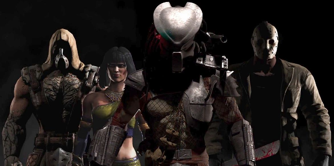 You Can Try Mortal Kombat X Dlc Characters Even If You Don T Own