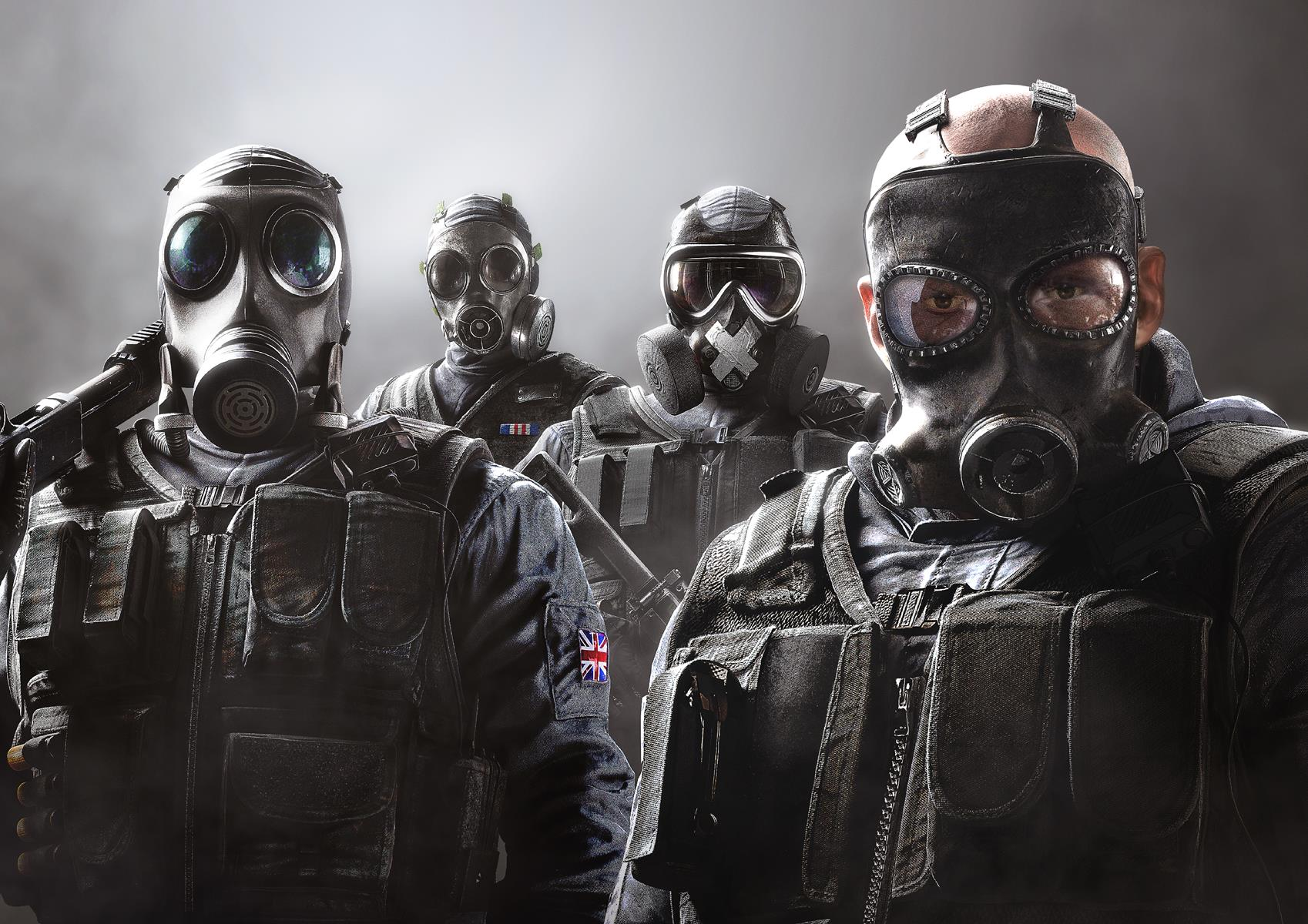 Rainbow Six Siege's New DLC Announced As Operation White Noise