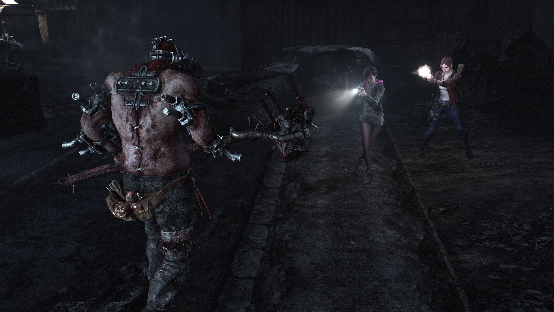 Resident Evil Revelations 2 Episode Available From Today Vg247 98 Gmc Sonoma Wiring Diagram Free Download