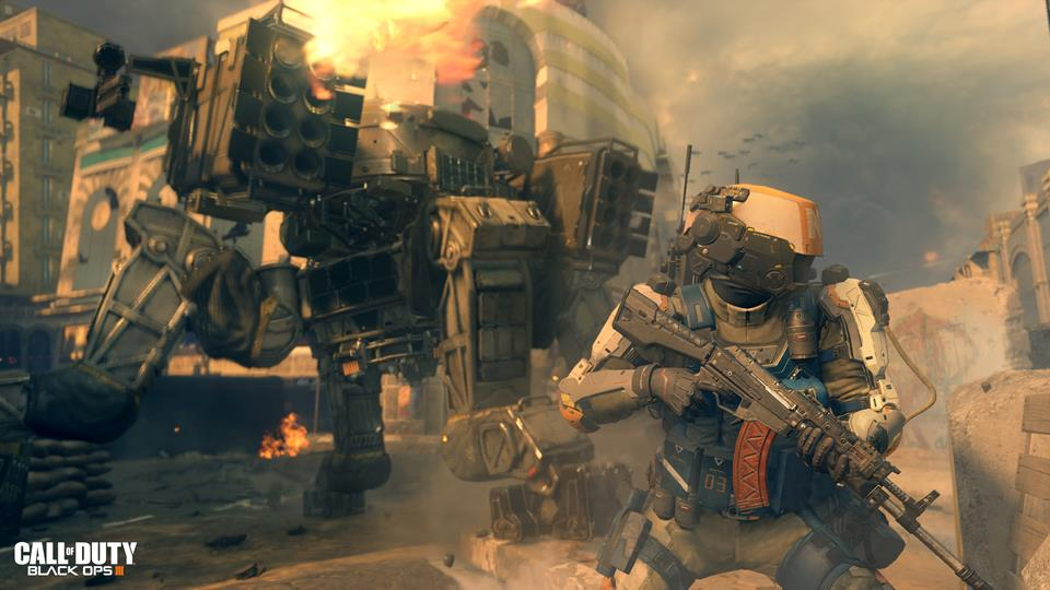 Call of Duty: Black Ops 3 brings back 4-player co-op
