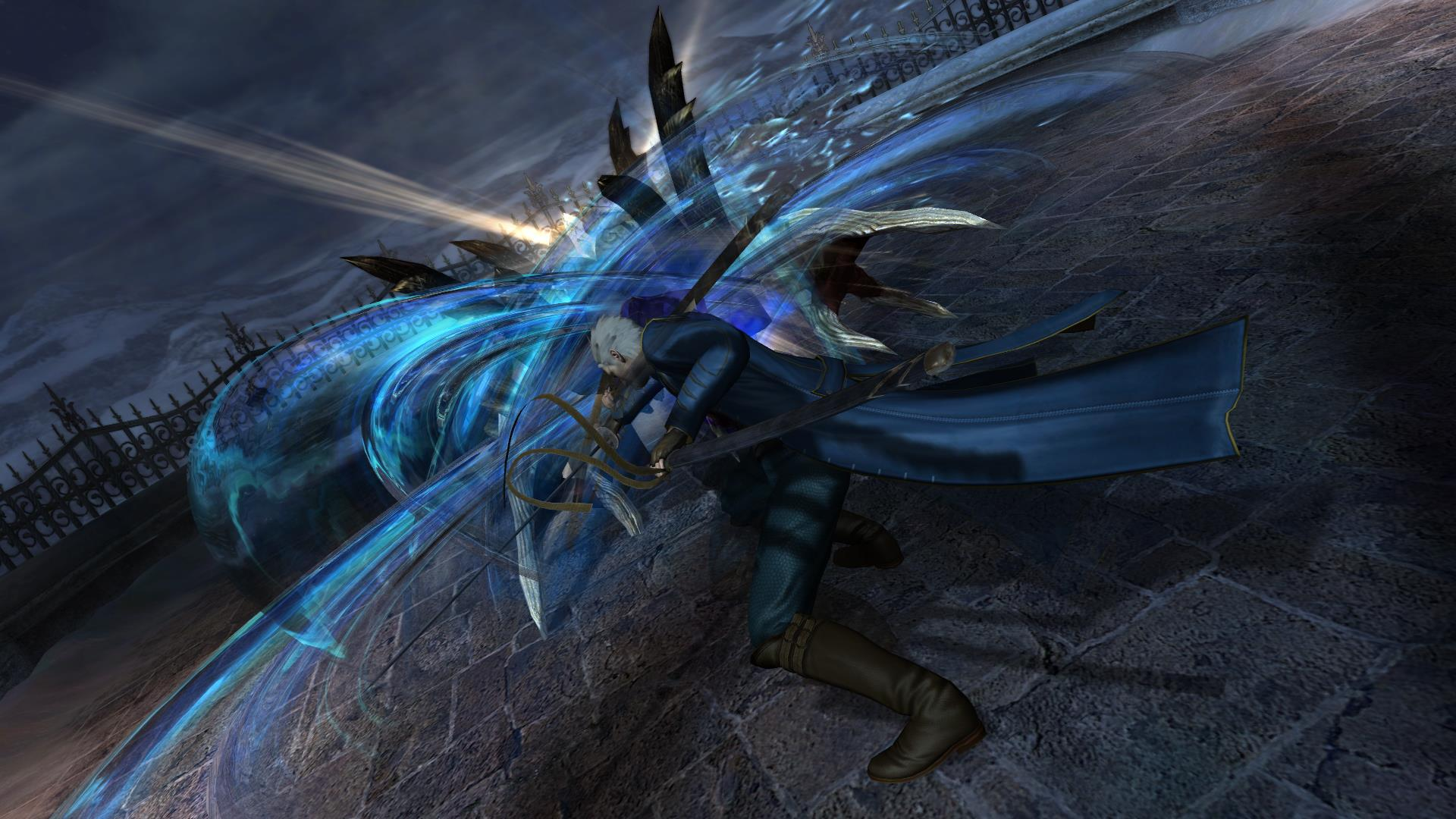 Devil May Cry 4 Special Edition Screens Show The New Playable