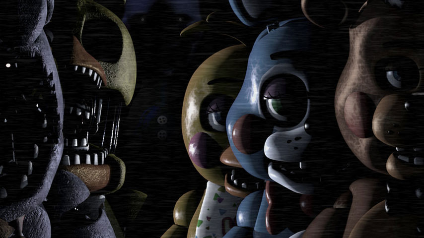Five Nights At Freddy's 6: Announced, Then Canceled