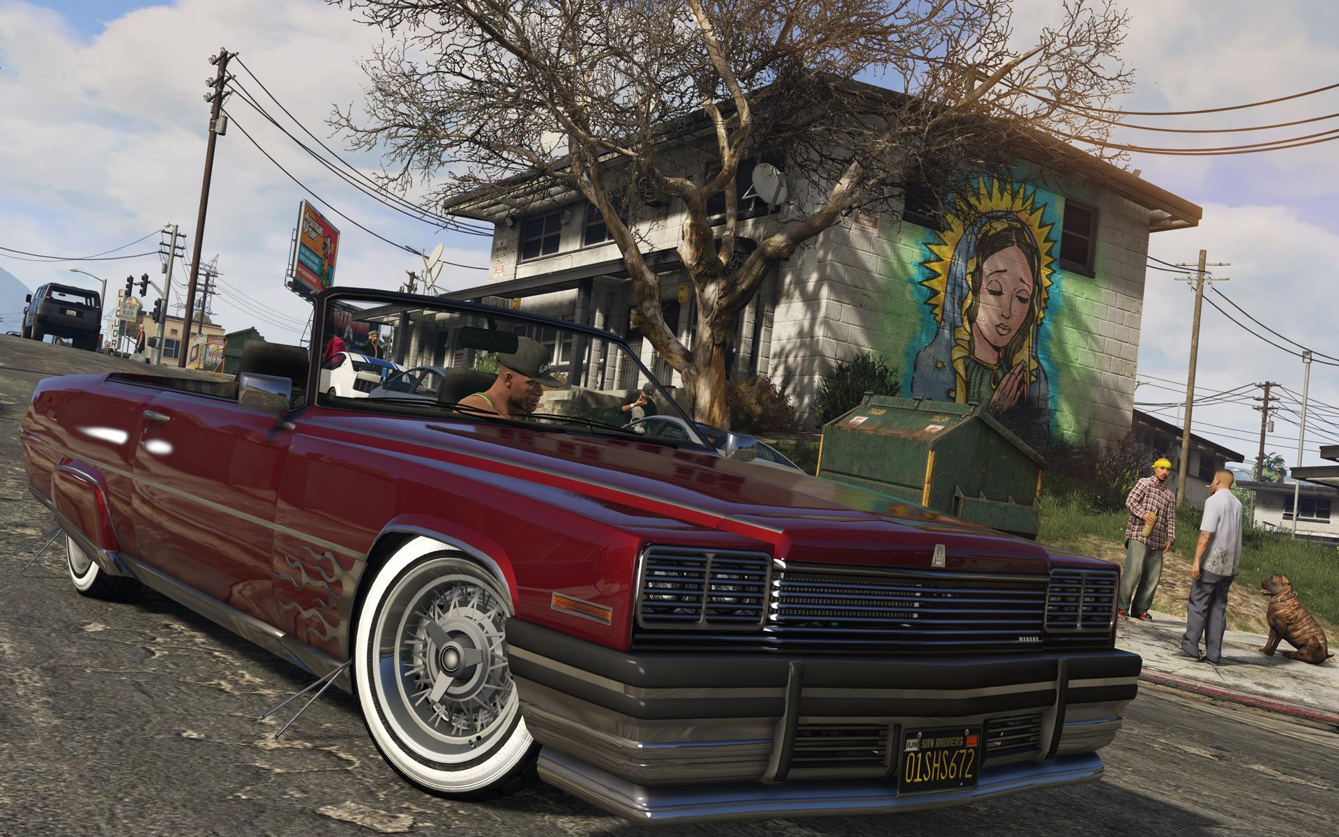 This is how GTA 5 PC looks with Ultra settings - VG247