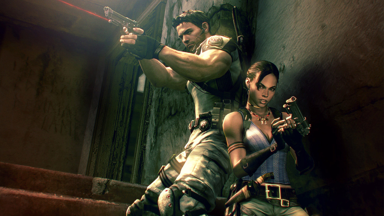 Resident Evil 5 Hits Ps4 And Xbox One In June Vg247