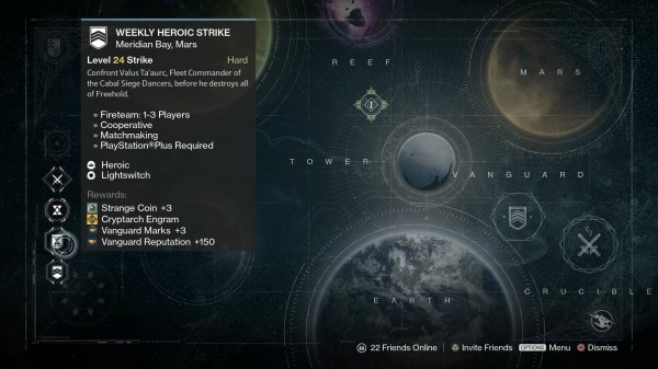 Is there matchmaking for nightfall